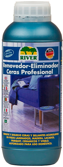 Removedor-Eliminador Cera Profesional 1000 ml