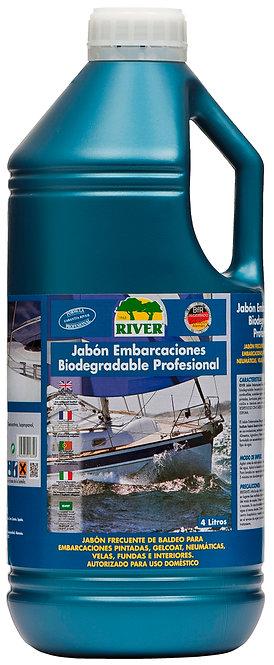 Jabón Embarcaciones-Teepol Biodegradable Profesional 20 Lt.