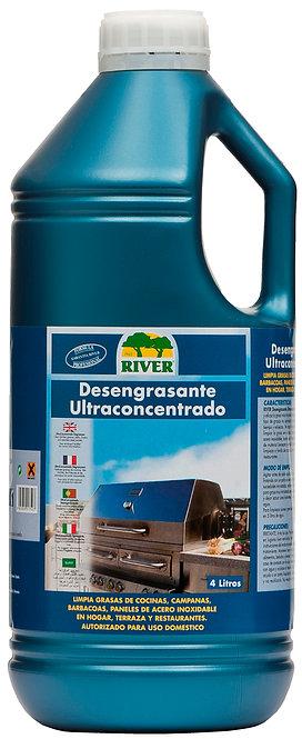Desengrasante Ultraconcentrado 4 Lt.