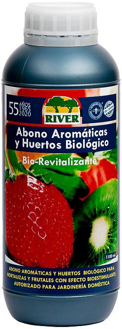 Abono Aromáticas y Huertos Biológico 1000 ml