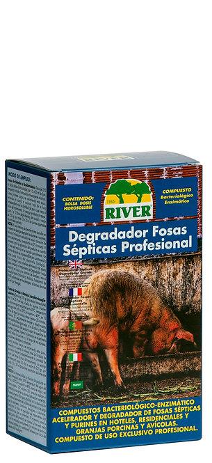 Degradador Fosas Sépticas Profesional 250 gr.