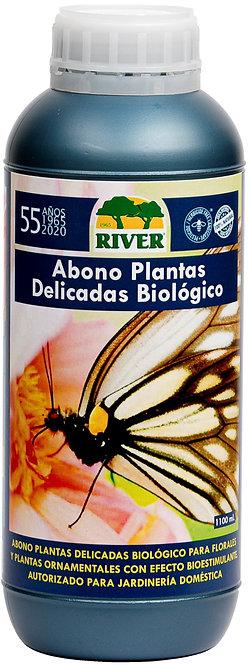 Abono Plantas Delicadas Biológico 1000 ml