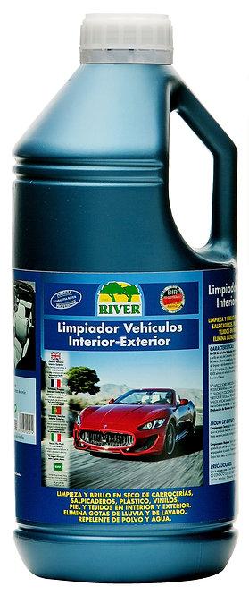 Limpiador Vehículos Interior-Exterior Profesional 4 Lt.