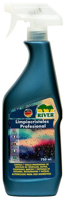 Limpiacristales Profesional 750 ml