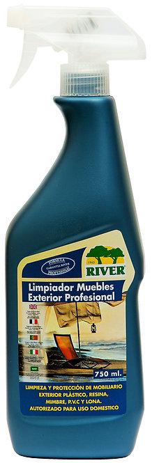 Limpiador Muebles Exterior Profesional 750 ml