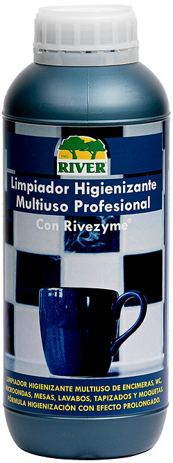 Limpiador Multiuso Higienizante Hogares Profesional 1000 ml.