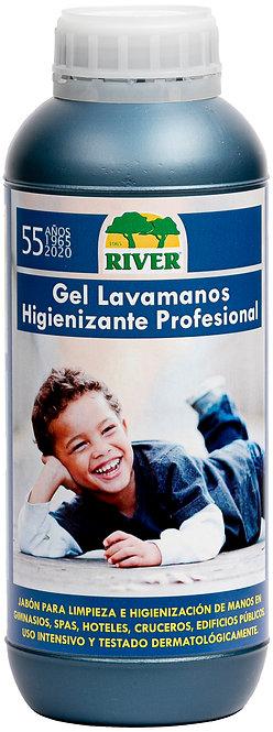 Gel Lavamanos Higienizante Profesional 1000 ml.