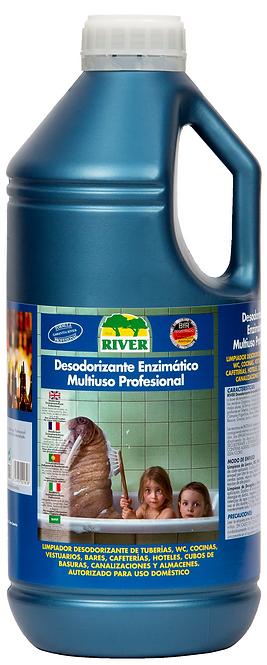 Desodorizante Enzimático Multiuso Profesional 4 Lt.