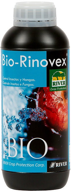 Bio-Rinovex Bioinsecticida-Fungicida Cafetales 1000 ml/1/4 gal.