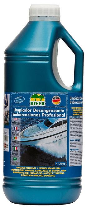 Limpiador Desengrasante Embarcaciones Profesional 20 Lt.