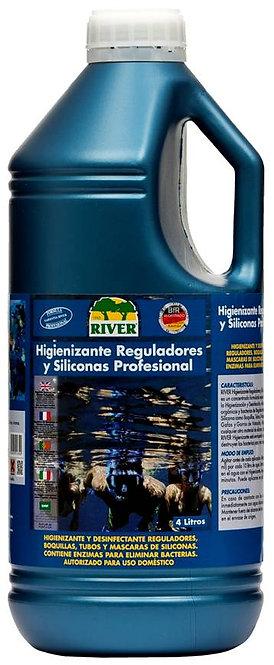 Higienizante Reguladores y Siliconas Profesional 4 Lt.