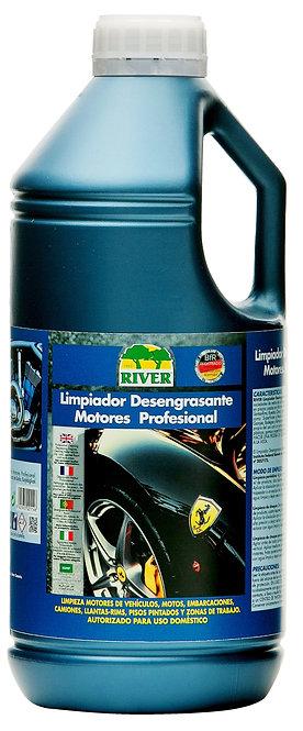 Limpiador Desengrasante Motores Profesional 4 Lt.