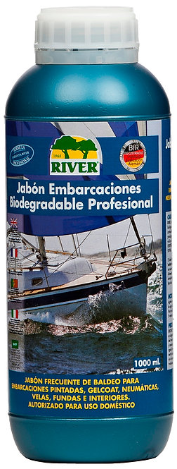 Jabón Embarcaciones-Teepol Biodegradable Profesional 1000 ml