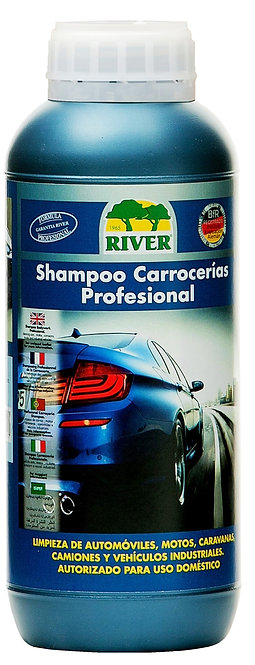 Shampoo Carrocerías Profesional 1000 ml