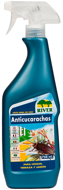 Anticucarachas Profesional 750 ml