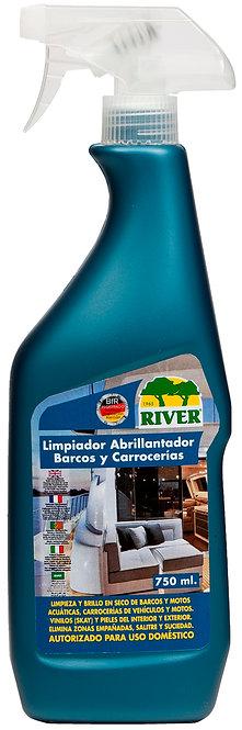 Limpiador Abrillantador Barcos y Carrocerías 750 ml
