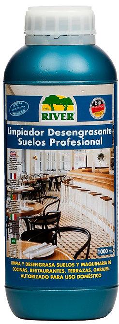 Limpiador Desengrasante Suelos-Pisos Profesional 1000 ml
