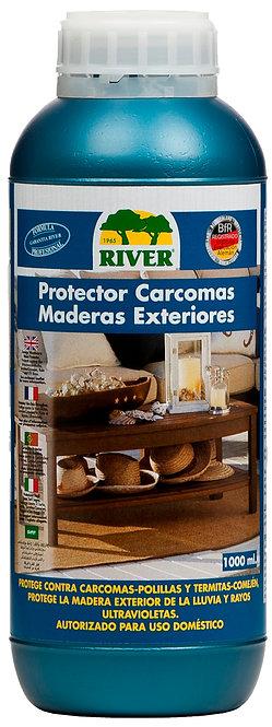 Protector Carcomas-Comején Maderas Exteriores Profesional 1000 ml