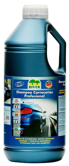 Shampoo Carrocerías Profesional 4 Lt.