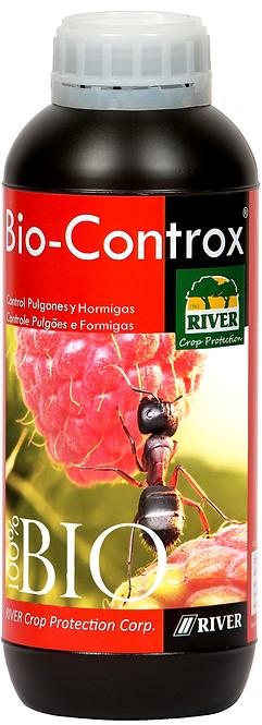 BIO-CONTROX Bioinsecticida-Bioacaricida Encapsulado Insectos y Ácaros