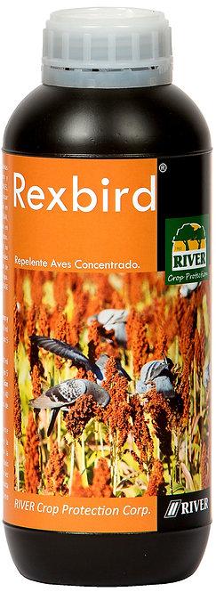 Rexbird Repelente Aves Biológico Cultivos Cereales y Frutales. 4 lt/ 1 gal.