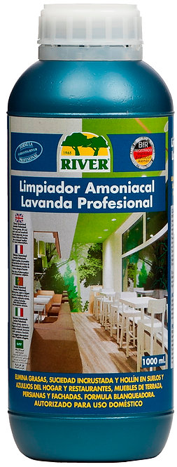 Limpiador Amoniacal Lavanda Profesional 1000 ml