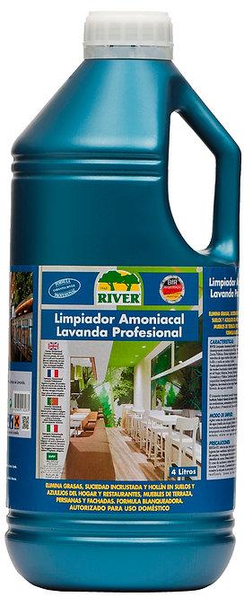 Limpiador Amoniacal Lavanda Profesional 20 Lt.
