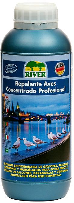 Repelente Aves Concentrado Profesional 1000 ml