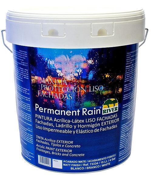 Permanent Rain LISO FACHADA 4 Lt. BASE PARA TINTES OSCUROS