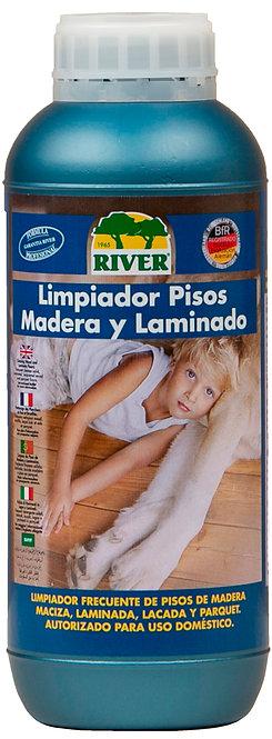 Limpiador Pisos Madera y Laminado Profesional 1000 ml