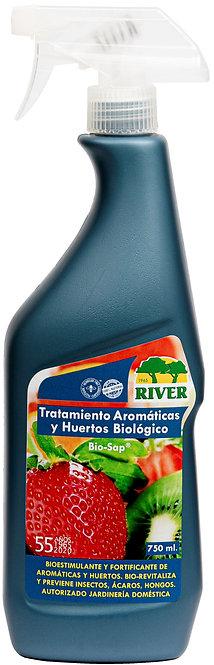 Tratamiento Aromáticas y Huertos Biológico 750 ml