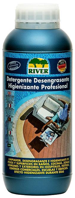 Detergente Desengrasante Higienizante Profesional 1000 ml