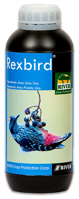 BIO-REXBIRD Repelente Aves Biológico. Graneros, Silos y Estructuras.