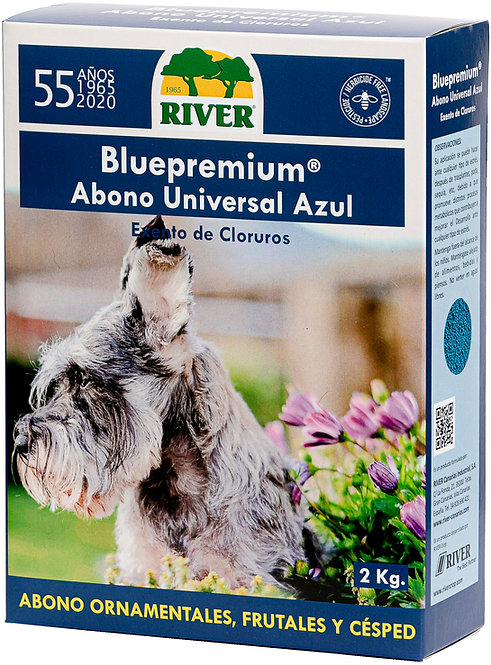 Bluepremium Abono Universal Azul 2 Kg.