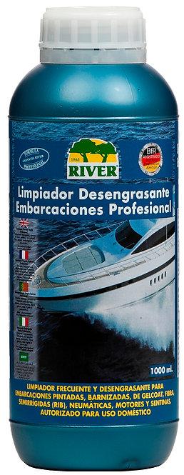 Limpiador Desengrasante Embarcaciones Profesional 1000 ml