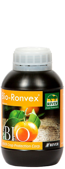 Bio-Ronvex Bioinsecticida-Fungicida Cítricos 500 ml/1 pt.
