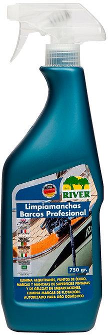 Limpiamanchas Barcos Profesional 750 ml