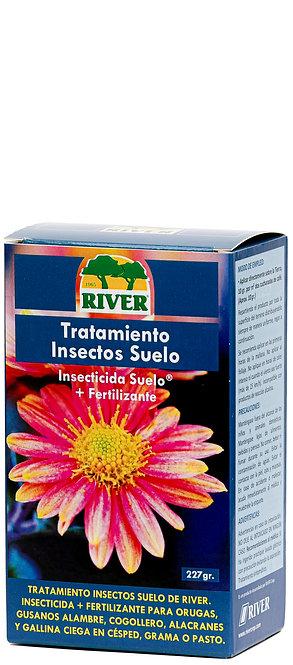 Tratamiento Insectos Suelo+Fertilizante 227 gr