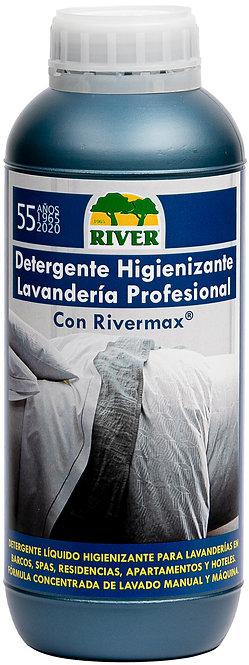Detergente Higienizante Lavanderías Profesional 900 gr.