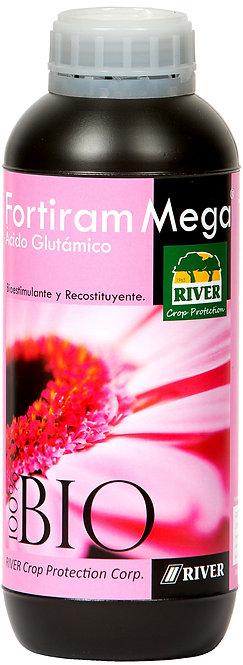 Bio-Fortiram Mega Reconstituyente Bioestimulante 1000 ml/¼ gal.
