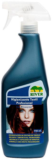 Higienizante Textil Profesional 750 ml.