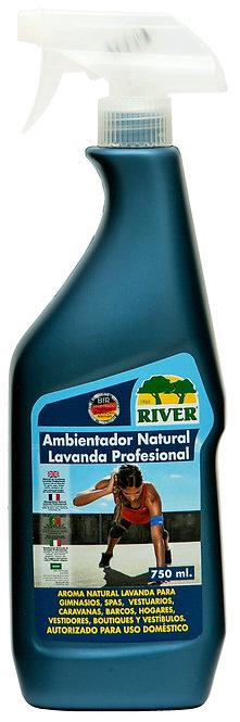 Ambientador Natural Lavanda Herbal Profesional 750 ml