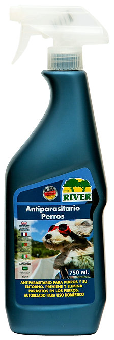 Antiparasitario Perros 750 ml