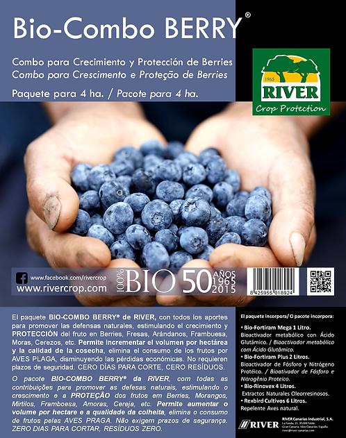 BIO-COMBO BERRY Crecimiento y Protección Berries