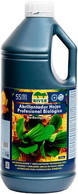 Abrillantador Hojas Profesional Biológico 4 Lt.
