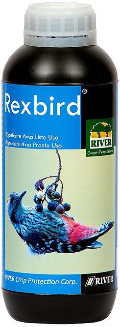 Rexbird Repelente Aves Biológico Graneros, Silos y Estructuras. 1000 ml/1/4 gal