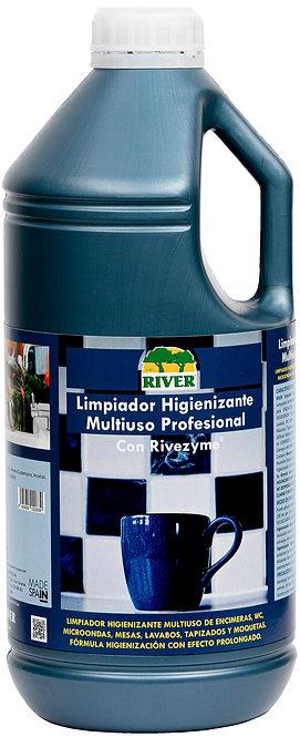 Limpiador Multiuso Higienizante Hogares Profesional 4 Lt.
