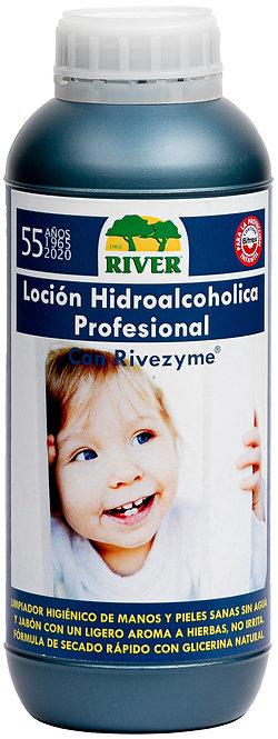 Loción Hidroalcoholica Profesional 1000 ml.