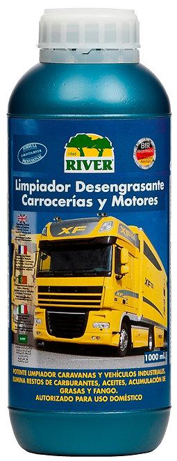 Limpiador Desengrasante Motores y Maquinaria Pesada 1000 ml