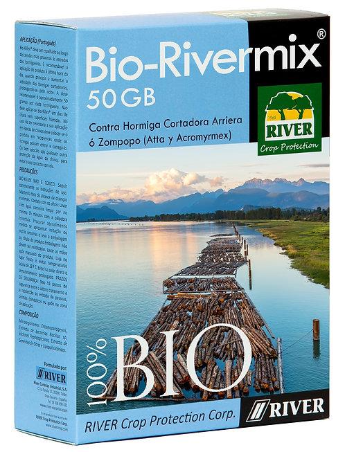 BIO-RIVERMIX 50 GB Bioinsecticida Hormigas Cortadoras Forestales